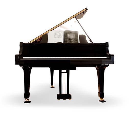 Piano Silohuette
