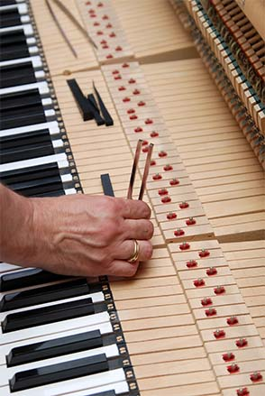 Piano Tuning in Rutland, Addison, Orange and Windsor Counties Vermont