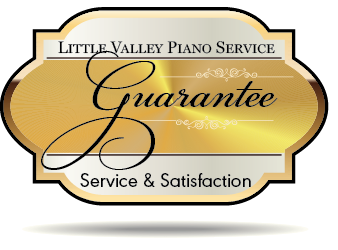 Piano Tuning Service Guarantee
